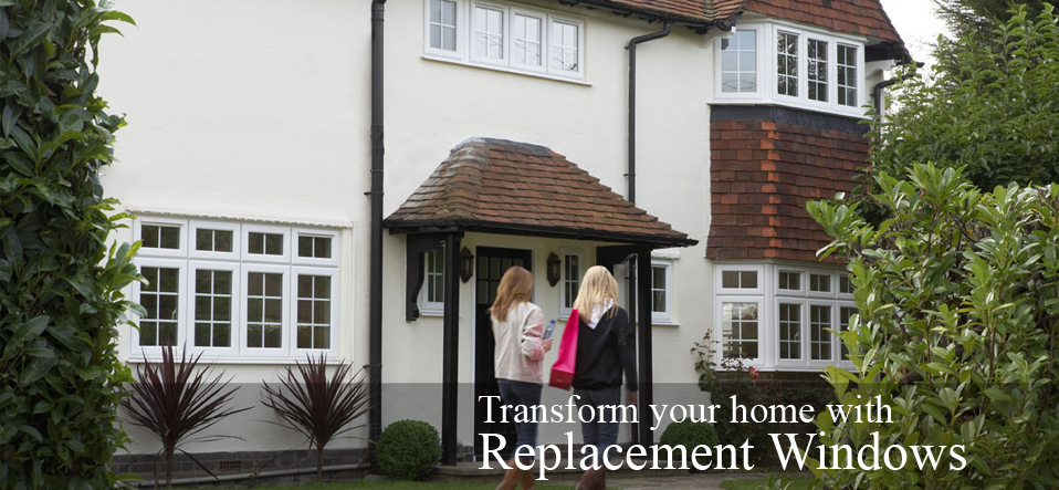 Transform your home with Replacement Windows